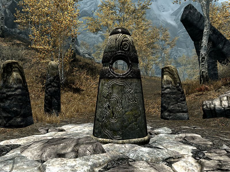 Stolen from Skyrim but you get the idea.